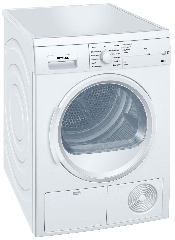 Siemens iQ300 WT46E103 Kondenstrockner